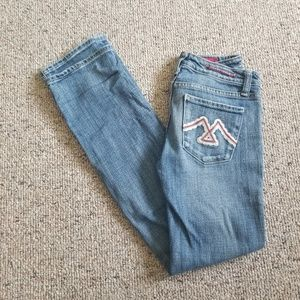 Vigoss Straight Leg Jeans Size 25/0